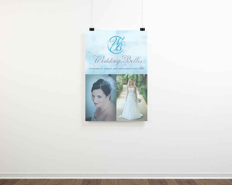 wedding belles wall poster