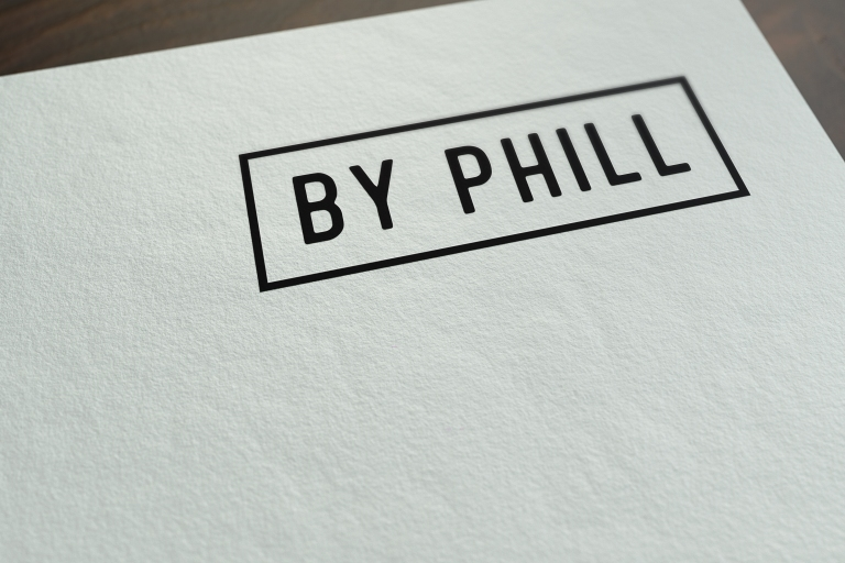 by phill logo